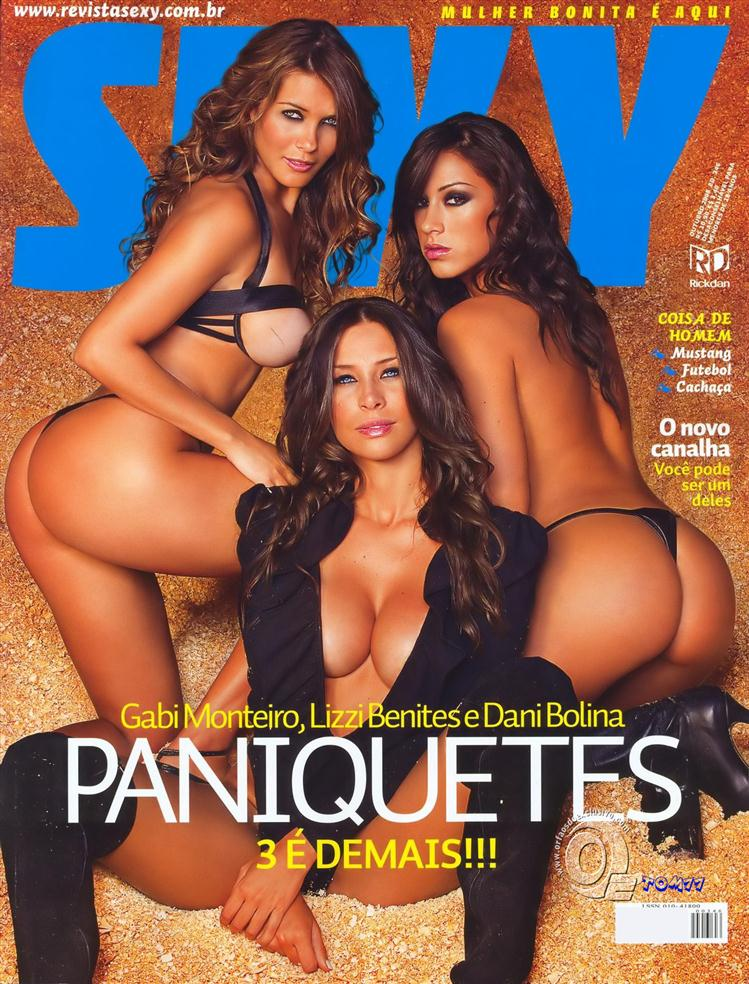 as panicats mais gostosas de 2008 na revista sexy (1)